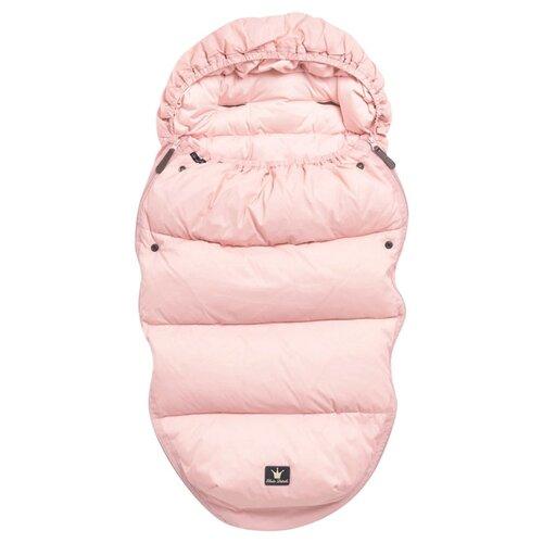 Купить Конверт-мешок Elodie Details зимний пуховый в коляску 100 см powder pink, Конверты и спальные мешки
