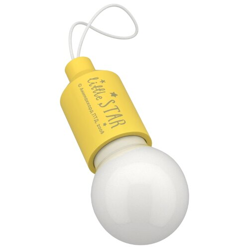 Ручной фонарь ФОТОН KF-40 желтый/белый
