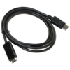 Кабель Telecom DisplayPort - HDMI (TA494) 1.8 м
