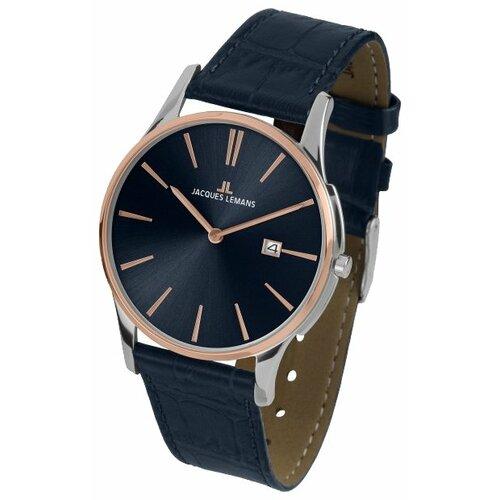 цена Наручные часы JACQUES LEMANS 1-1937G онлайн в 2017 году