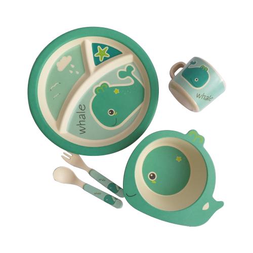 Комплект посуды Baby Ryan BF009 кит маленький