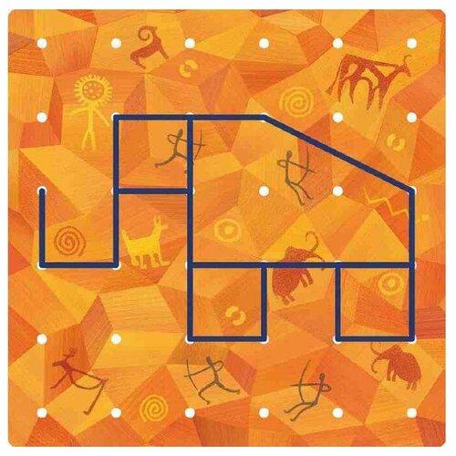 Фото - Геоборд Мастер игрушек Древний мир оранжевый геннис инесса васильевна древний мир