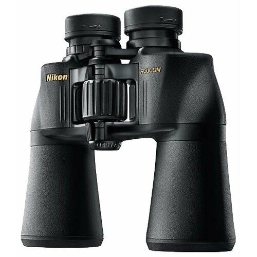 Фото - Бинокль Nikon Aculon A211 16x50 черный бинокль nikon prostaff 5 10 x 42 roof черный [baa821sa]