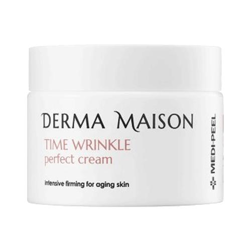 Купить MEDI-PEEL Derma Maison Time Wrinkle Perfect Cream Разглаживающий крем интенсивного восстановления для лица, 50 г