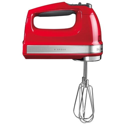 Миксер KitchenAid 5KHM9212EER, красный