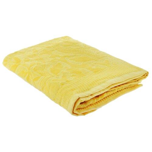 Guten Morgen полотенце Лимон банное 70х130 см желтый