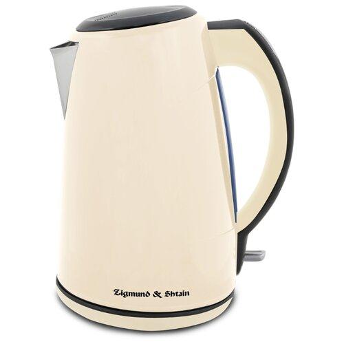 Чайник Zigmund & Shtain KE-824, кремовый