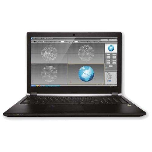 Ноутбук PNY PREVAILPRO P3000 Upgraded Pro (MWS-P3P-RUP-PB), черный