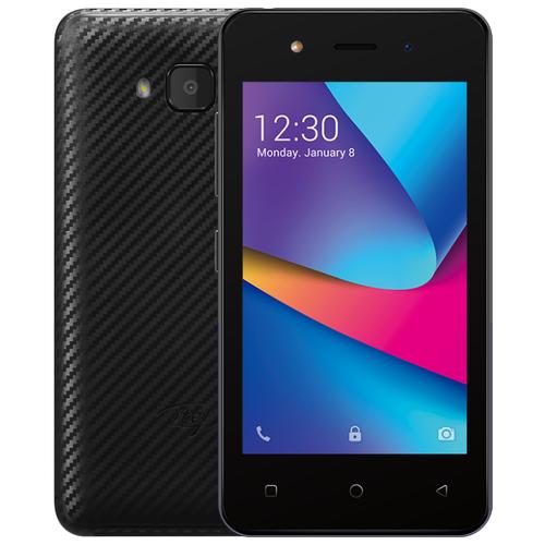 Смартфон Itel A14 черный смартфон itel a44 серый