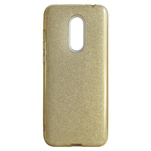 Чехол Akami Shine для Xiaomi Redmi Note 5/Note 5 Pro золотойЧехлы<br>