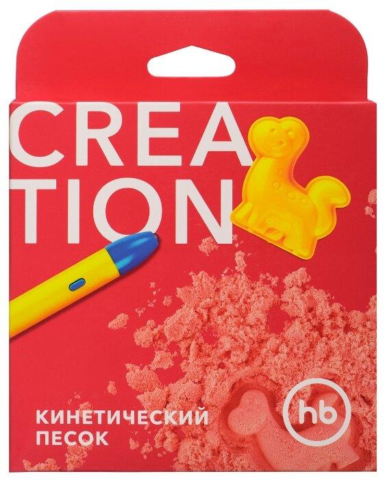"""Кинетический песок Happy Baby """"Creation"""" (маленький набор)"""