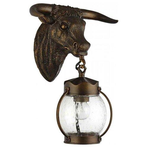 Favourite Уличный настенный светильник Hunt 1847-1W светильник favourite 2078 1w hunt