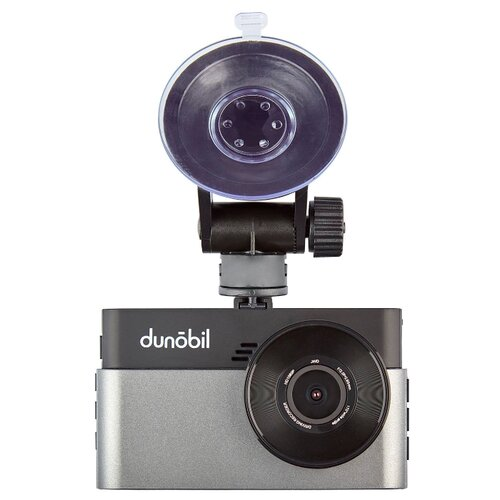 Купить Видеорегистратор Dunobil Graphite Duo черный/серый