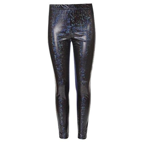Купить Леггинсы Nota Bene 201271607а размер 158, синий, Брюки