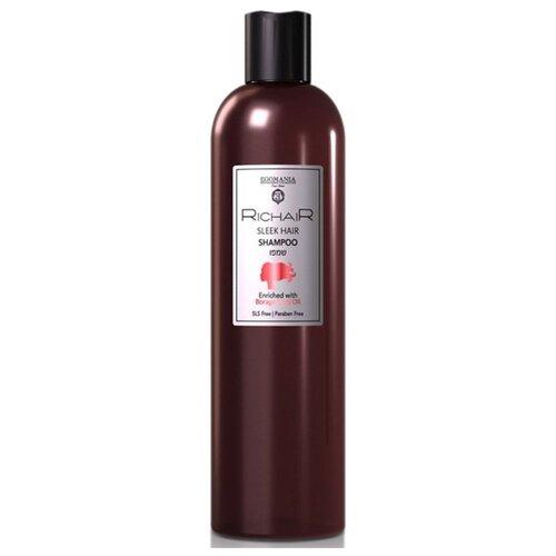 Egomania шампунь RicHair Sleek Hair для гладкости и блеска 400 мл недорого
