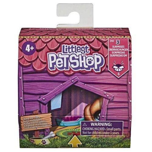 Игровой набор Littlest Pet Shop Уютный домик для петов E7433