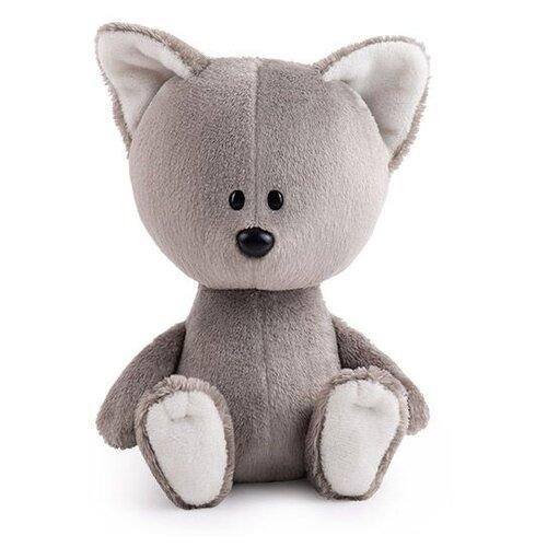 Фото - Мягкая игрушка Лесята Волчонок Вока 15 см мягкая игрушка лесята ёжик игоша в свитере 15 см