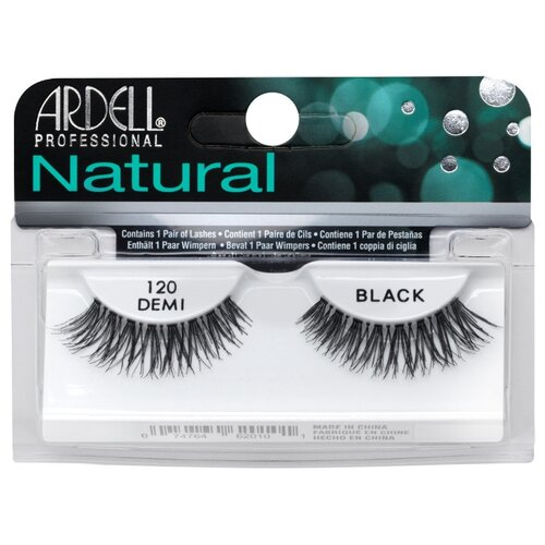 Ardell накладные ресницы Natural Fashion Lash 120 demi black