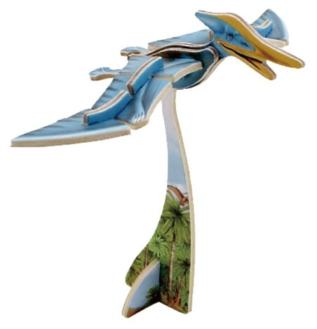 Пазл Robotime Птерозавр (MA03-4), 17 дет.