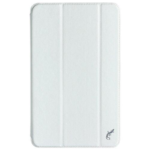 Чехол G-Case Slim Premium для Samsung Galaxy Tab A 10.1 белыйЧехлы для планшетов<br>