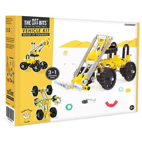 Купить Винтовой конструктор The Offbits Vehicle Kit EX0208 LoaderBit, Конструкторы