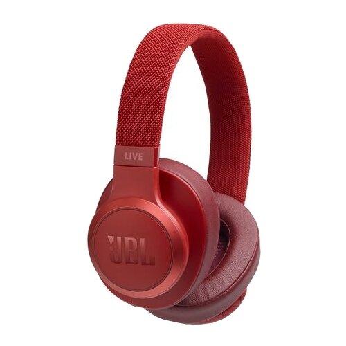 Купить Наушники JBL Live 500BT red