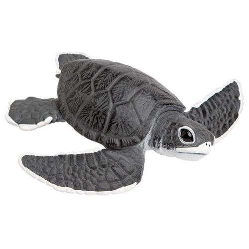 Фото - Фигурка Safari Ltd Incredible Creatures Детёныш морской черепахи 268129 фигурка safari ltd wildlife детёныш жирафа 100422