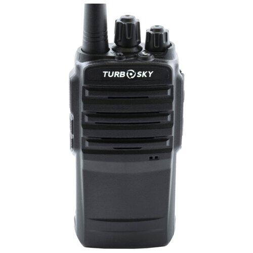 Рация TurboSky T3 черный