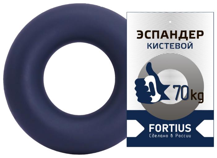 Эспандер кистевой Fortius H180701-70 8 х 8 см — купить по выгодной цене на Яндекс.Маркете
