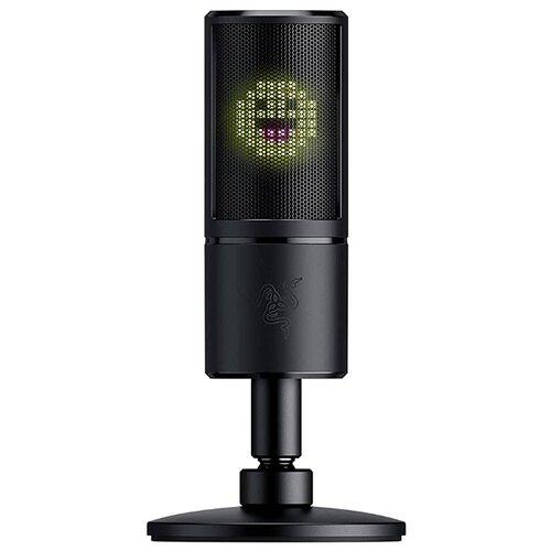 Микрофон Razer Seiren Emote, черный