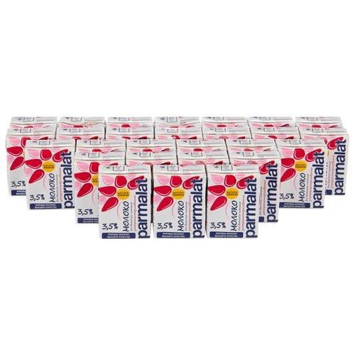 Молоко Parmalat Natura Premium ультрапастеризованное 3.5%, 27 шт. по 0.2 л
