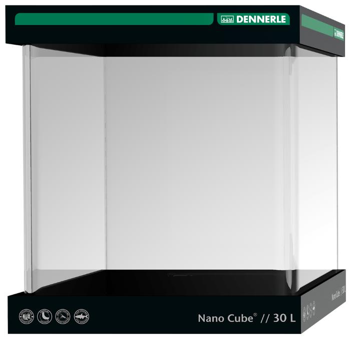 Аквариумный набор 30 л (крышка, подставка) Dennerle NanoCube 30