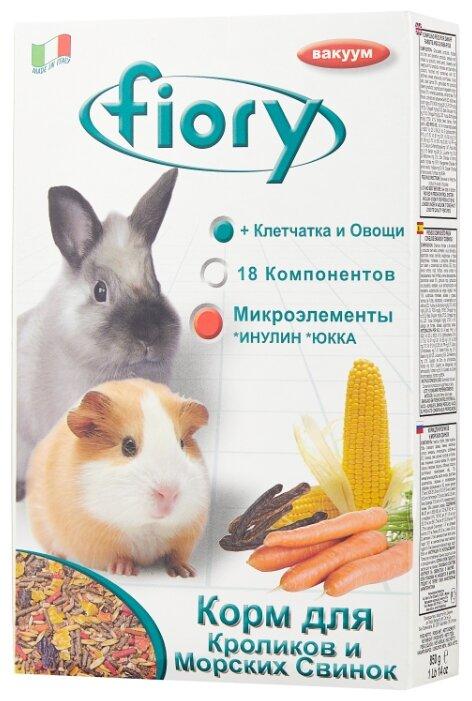 Корм для для карликовых кроликов и морских