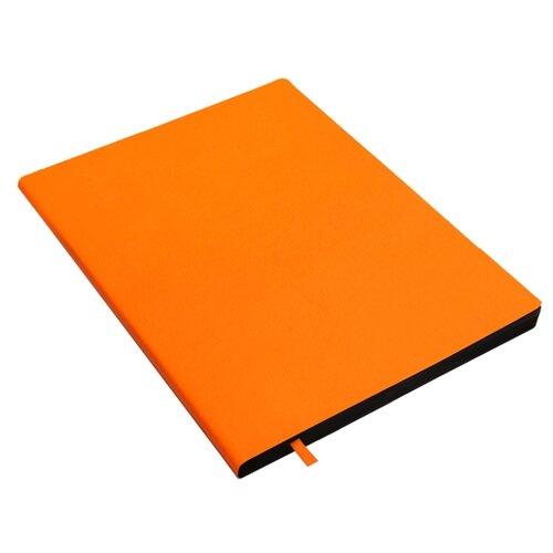 Купить Unnika land Тетрадь In Colour в клетку, 80 л., оранжевый неон, Тетради