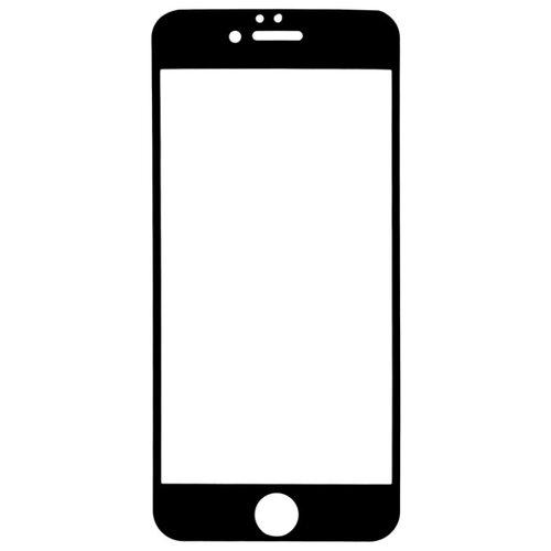 Защитное стекло Gosso FULL SCREEN для Apple iPhone 6/6s черный защитное стекло caseguru для apple iphone 6 6s silver logo