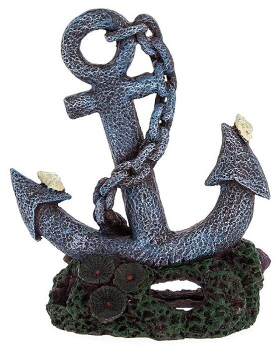 Фигурка для аквариума Prime Якорь 5х4х6.5 см
