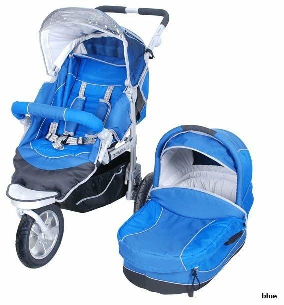 Универсальная коляска Happy Baby Olympia