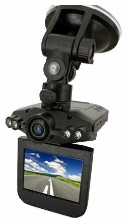 Видеорегистратор AutoExpert DVR-929 черный