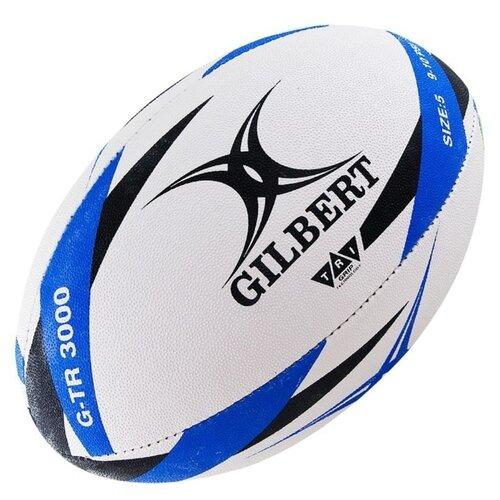 Мяч для регби G-TR3000 (размер 5) (белый/черный/синий)