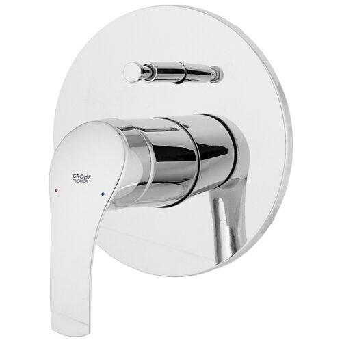 Смеситель для ванны с подключением душа Grohe Eurosmart 33305002 однорычажный встраиваемый смеситель для ванны с подключением душа grohe bauclassic 32865000 однорычажный