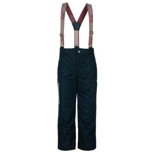 Купить Брюки Oldos Сириус 3A8PT27 размер 140, темно-синий, Полукомбинезоны и брюки