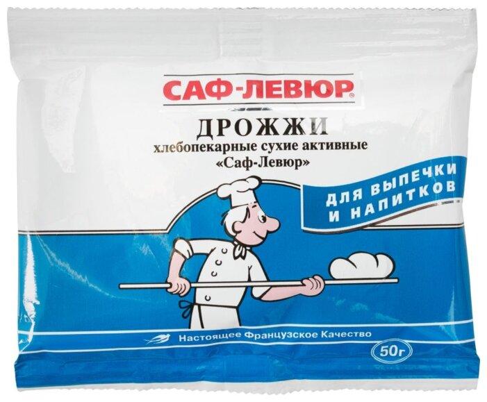 Дрожжи Саф-левюр хлебопекарные сухие активные