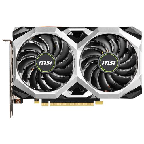 цена на Видеокарта MSI GeForce GTX 1660 SUPER 1815MHz PCI-E 3.0 6144MB 14000MHz 192 bit 3xDisplayPort HDMI HDCP VENTUS XS OC Retail