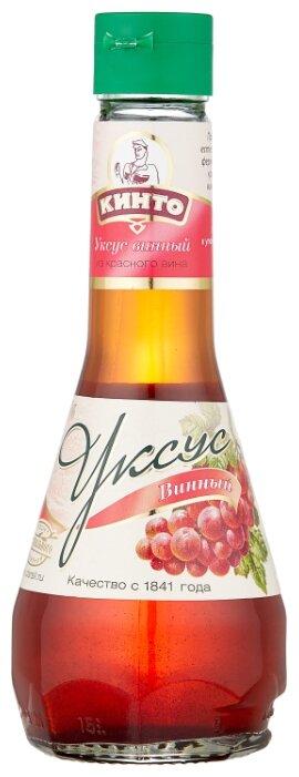 Уксус КИНТО Винный из красного вина 6% 250 мл