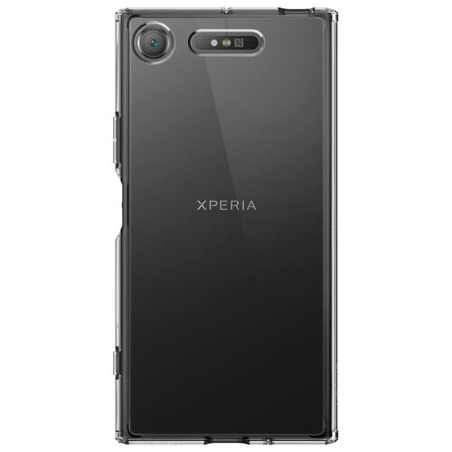 Чехол Spigen G11CS22412 для Sony Xperia Xz1 прозрачный
