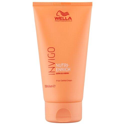 Wella Professionals INVIGO NUTRI-ENRICH Разглаживающий крем-флюид для волос, 150 мл wella питательный крем бальзам nutri enrich 150 мл