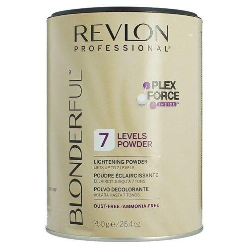 Revlon Professional Blonderful осветляющая пудра 7 тонов, 750 гОкислители<br>