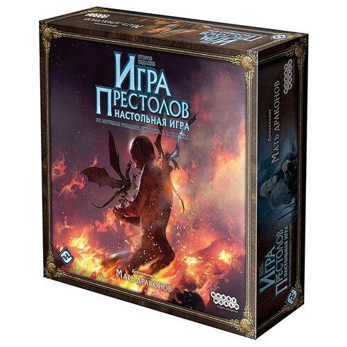 Купить Дополнение для настольной игры HOBBY WORLD Игра престолов. Мать драконов, Настольные игры