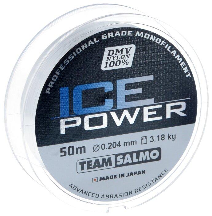 Монофильная леска Salmo Ice Power