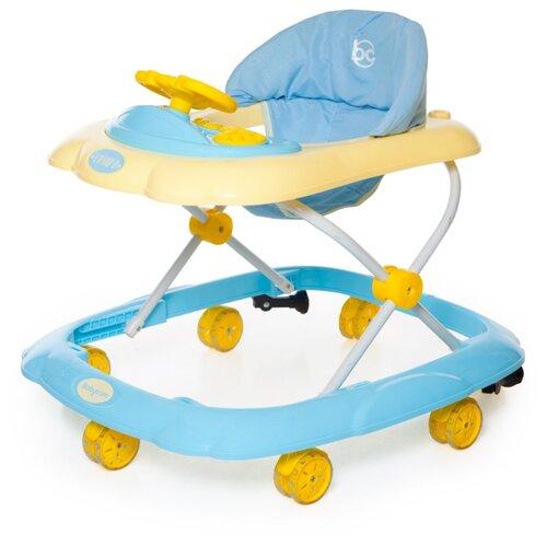 Ходунки Baby Care Optima синий baby care baby care ходунки walker розовые